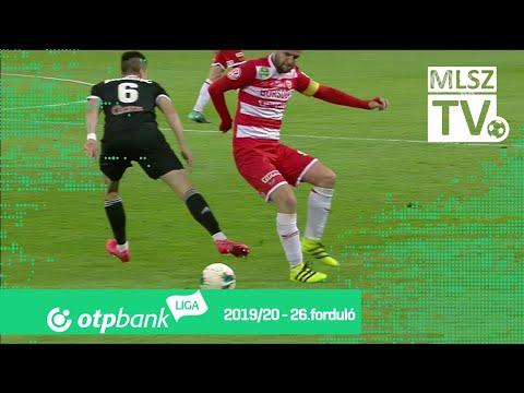 26. forduló: DVTK - Mezőkövesd 1-0 (0-0)