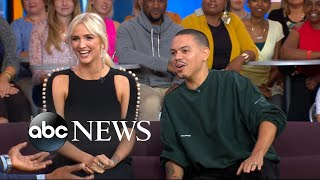 Video Ashlee Simpson taught Evan Ross to 'really be yourself' on their new reality show MP3, 3GP, MP4, WEBM, AVI, FLV Oktober 2018