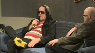 Video Todd Rundgren on working with Laura Nyro MP3, 3GP, MP4, WEBM, AVI, FLV Agustus 2018