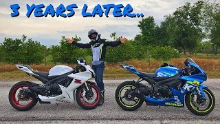 5. Suzuki GSXR 750 Long Term Reliability Review