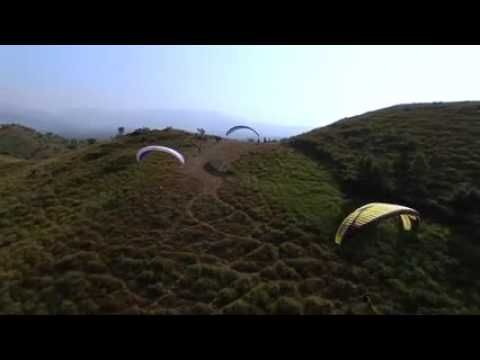 Paragliding in Islamabad Pakistan
