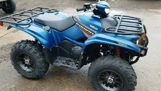 10. 2019 Yamaha Kodiak 700 SE