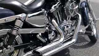 6. Harley Davidson Sportster 1200 custom