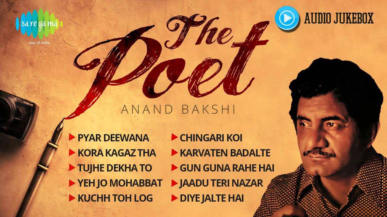Best of Anand Bakshi | Best Old Hindi Songs- Audio Juke Box | Pyar Deewana Hota Hai