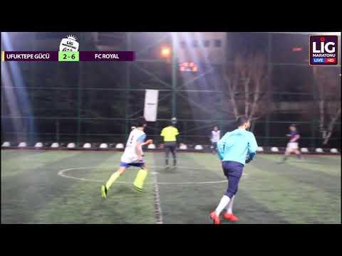 Ufuktepe Gücü 2-6 FC Royal MÖ