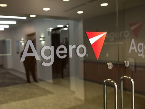Working at Agero