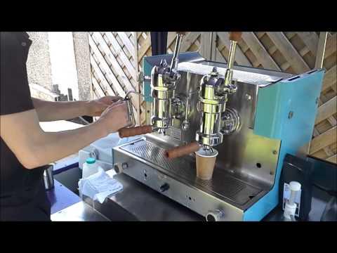 Coffee Cart - Latte