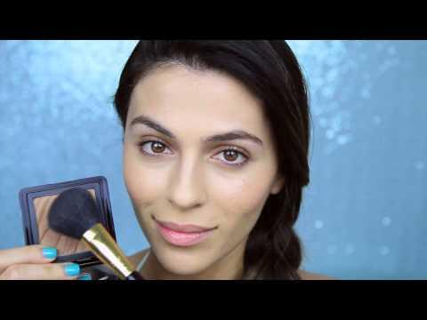 Waterproof Natural Makeup for Summer