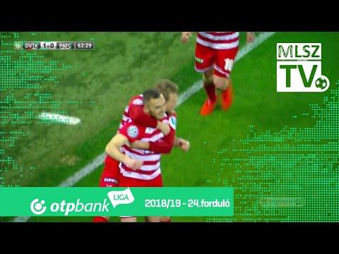 A DVTK góljai 2018/2019