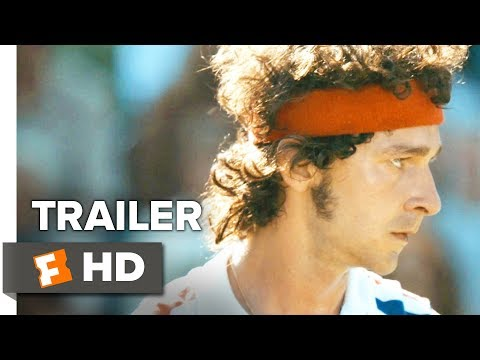 Borg vs. McEnroe International Trailer #1 (2017) | Movieclips Trailers