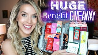 Huge Benefit Makeup GIVEAWAY! by Leigh Ann Says