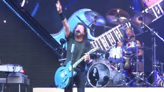 Foo Fighters - The Sky is a Neighbourhood @ Etihad Stadium, Manchester
