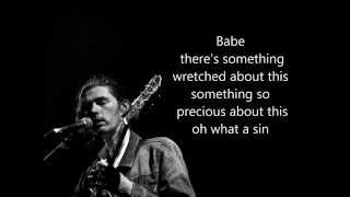 Hozier-From Eden Lyrics