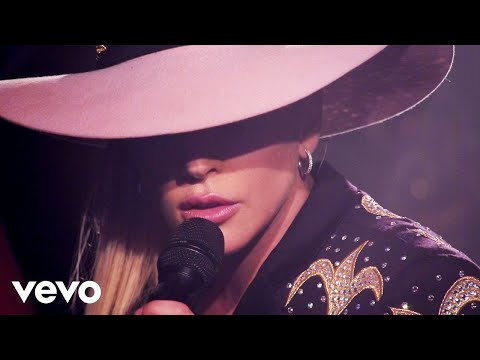 Lady Gaga - Million reasons (live)