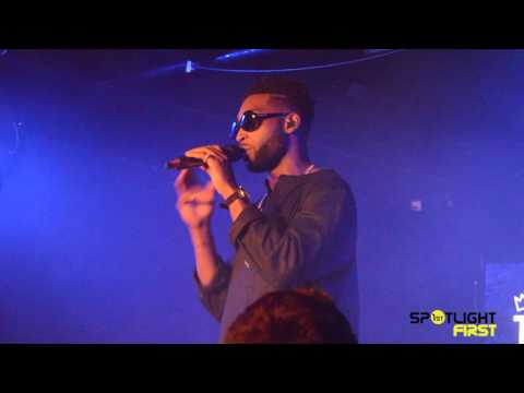 Tinie Tempah performs exclusive 'Lightwork' and explains why he made new album 'Youth'