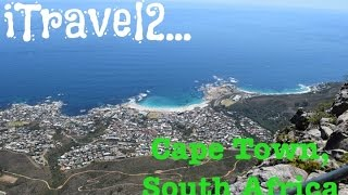 iTravel2...Cape Town, SA