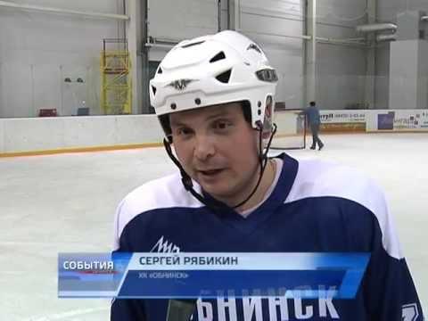 Хоккейный клуб Обнинск успешно выступает в НХЛ / 12.03.2013