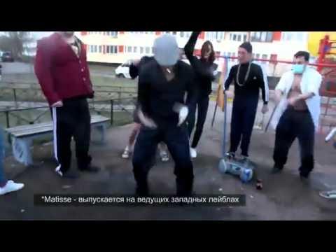 Ett gäng överexalterade ryssar