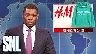 """Video Weekend Update on H&M's """"Monkey"""" Hoodie - SNL MP3, 3GP, MP4, WEBM, AVI, FLV Januari 2018"""