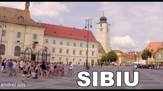 Sibiu Romania  City pictures : A trip to Sibiu, Romania - 2015