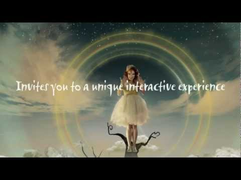 Image of Google Chrome Experiment from Cirque du Soleil [15 sec. preview] - Promo Video Cirque du Soleil: Movi Kanti Revo