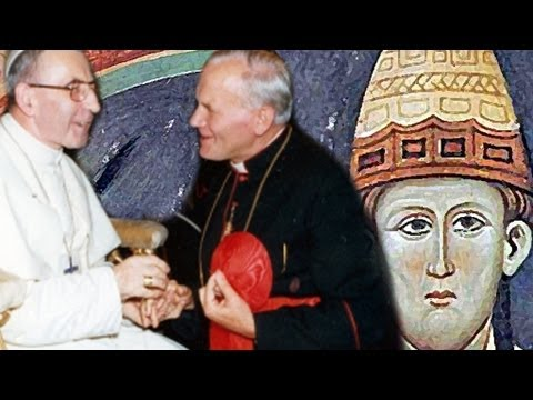 bibledex - Professor Tom O'Loughlin on how the pope - perhaps wrongly - has ended up an almost presidential figure. More papal videos from Bibledex at: http://www.youtu...
