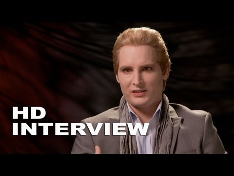 The Twilight Saga: Eclipse - Peter Facinelli Talks About Character | ScreenSlam