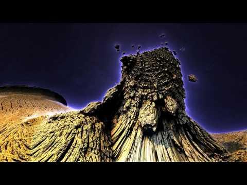 Weird planet II – Amazing 3D fractal landscape
