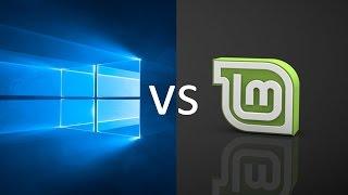 Video Comparing Windows 10 to Linux Mint 18.1 MP3, 3GP, MP4, WEBM, AVI, FLV Juni 2018