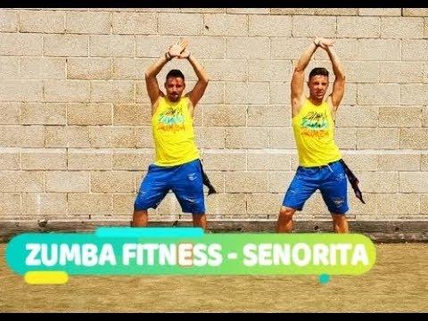 ZUMBA FITNESS - Señorita - Shawn Mendes, Kamila Kabelo