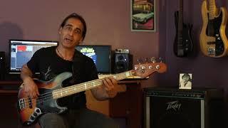 Bas Gitar Dersleri | Obur Dünya - Cem Karaca