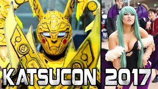 VIDEO: Epic Cosplay at KATSUCON 2017