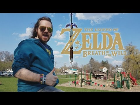Not a Review: Breath of The Wild (видео)
