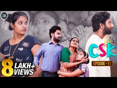 Cool & Spicy Kalyanam | CSK Episode 11 | Romantic Web Series  | Attagasangal | Tube Light Web Series