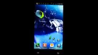 Fish Bowl Live Wallpaper YouTube video