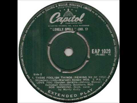 Tekst piosenki Bob Manning - These Foolish Things po polsku