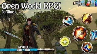 Download Video Gile Grafiknya | Crimson Warden: Clash of Kingdom [ENG] Android Open World RPG (Indonesia) MP3 3GP MP4