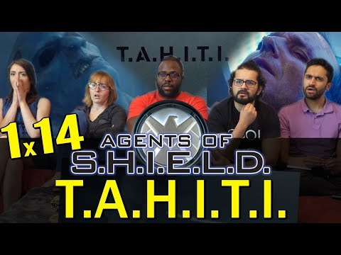 Agents of Shield - 1x14 T.A.H.I.T.I. - Group Reaction