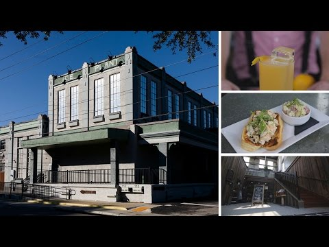 Florida Travel: Drink Vintage Cocktails at Ice Plant Bar, St.  Augustine