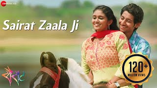 Presenting the Official Full Video of the Song 'Sairat Zaala Ji' from the Blockbuster Marathi Film Sairat. To set Sairat Zaala Ji as ...