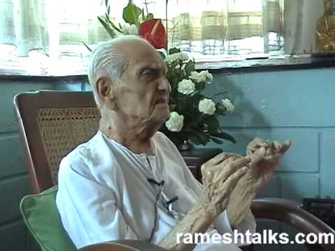 Ramesh Balsekar Video: Does the Mind Create Thoughts?