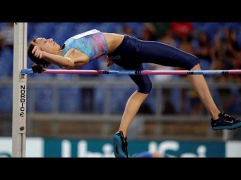 Мария Ласицкене (Кучина) 2.04. Хенгело 11.06.2017. Личный рекорд и лучший результат сезона в мире