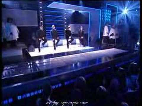 Westlife – You Raise Me Up (LIVE) @ ROTY
