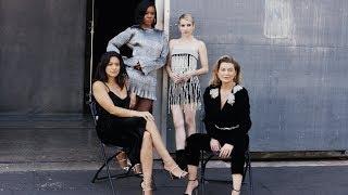 The Big Television Debate   Ellen Pompeo, Emma Roberts, Gina Rodriguez and Gabrielle Union