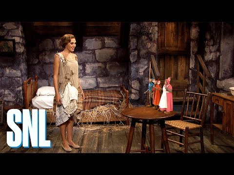The Maiden and The Mice - SNL