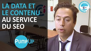 Video : La data et le contenu au service du SEO