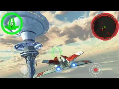 Video of Alpha Squadron