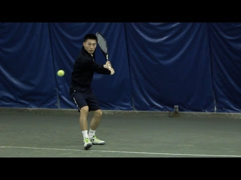 How to Do a Two-Handed Backhand | Tennis Lessons