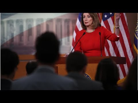 Nancy Pelosi says 'nobody in the country' knows better than Trump that he shouldn't be president