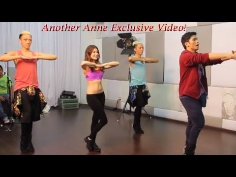 ann curtis - A must see dance rehearsal of Anne Custis. Don't miss this exclusive video coverage. To see more exclusive and never before seen videos of Anne Curtis, check...